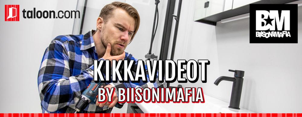 Taloon.comin Kikkavideot by Biisonimafia