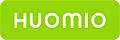 Huomio logo