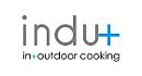 Indu+ logo