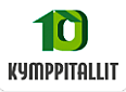Kymppitallit logo