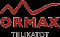 Ormax logo