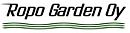 Ropo Garden logo