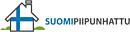 Suomipiipunhattu logo