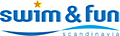 Swim & Fun logo