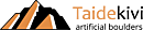 Taidekivi logo