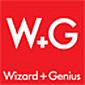 Wizard+Genius logo