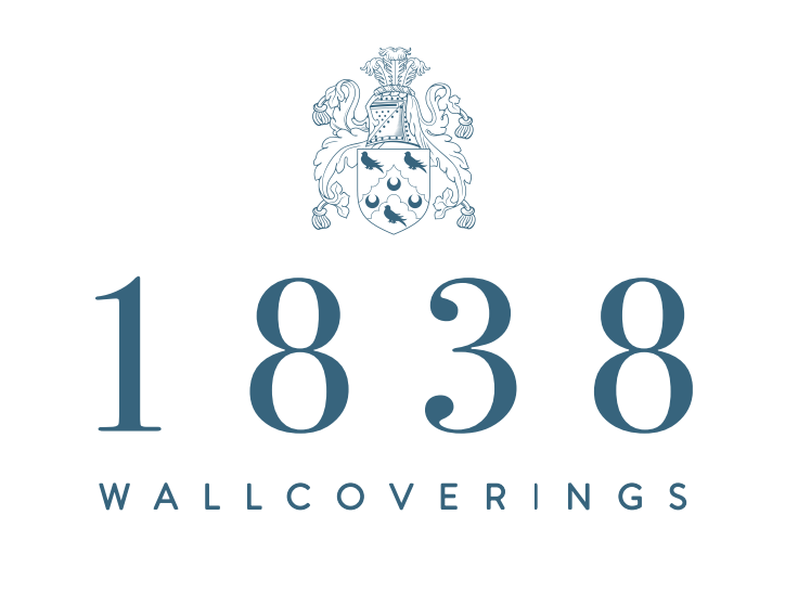 1838 Wallcoverings logo