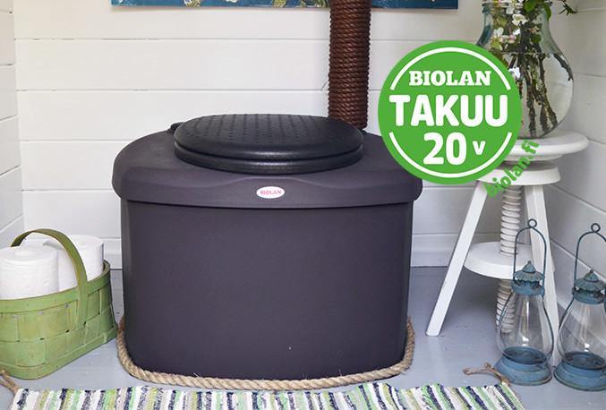 Biolan kompostikäymälä -20%