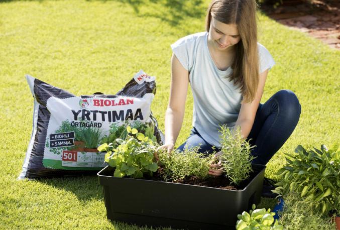 Biolanin viljelypaketit jopa -20%
