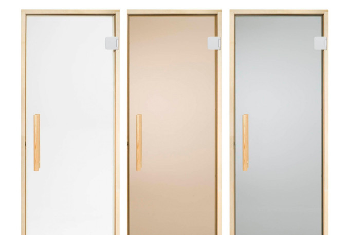 GlassHouse saunan ovia jopa -20%