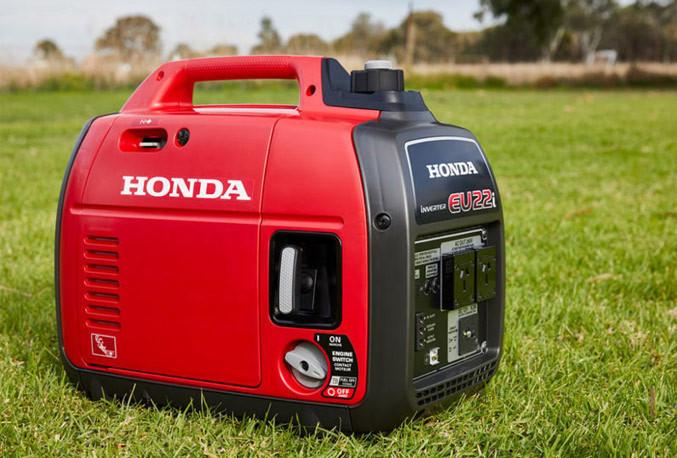 Hondan generaattoreita jopa -16%