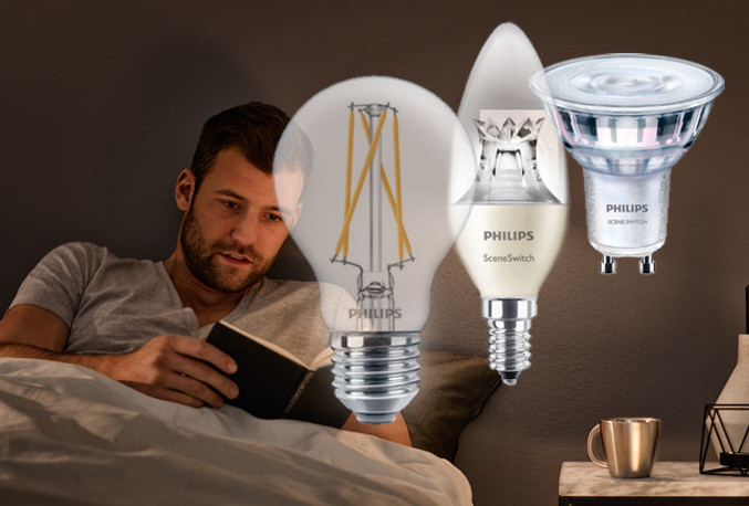 Philips LED-lamppuja jopa -28%