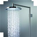 Hanat ja suihkut