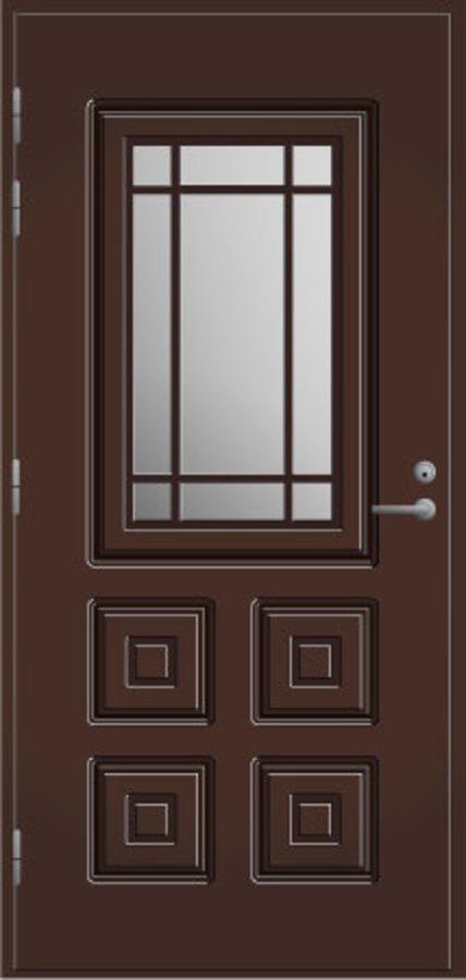 Ulko ovi Pihla 111 mittatilausovi  Mittatilaus ulko ovet