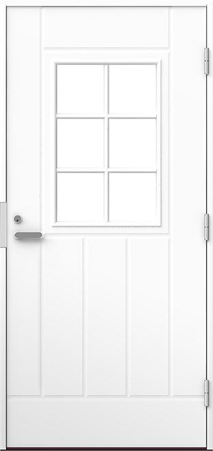 Paljonko maksaa uusi ulko ovi