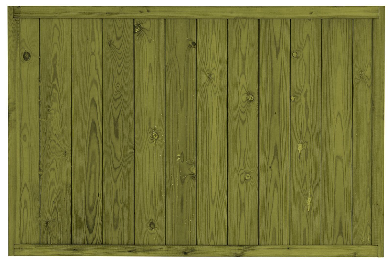 Aitaelementti Harju A02 1200x800 mm pystylauta vihreä