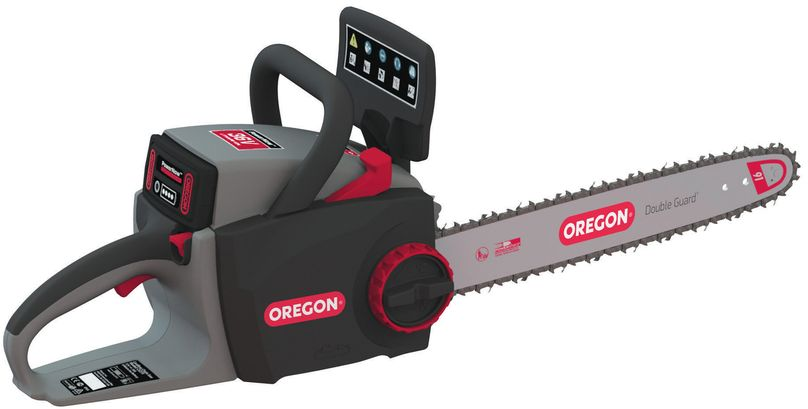 Akkumoottorisaha Oregon CS300 Powersharp itseteroittuva 6,0 Ah 36 V