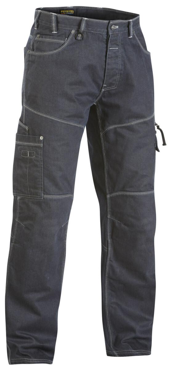 Stretch Handwerker-Jeans