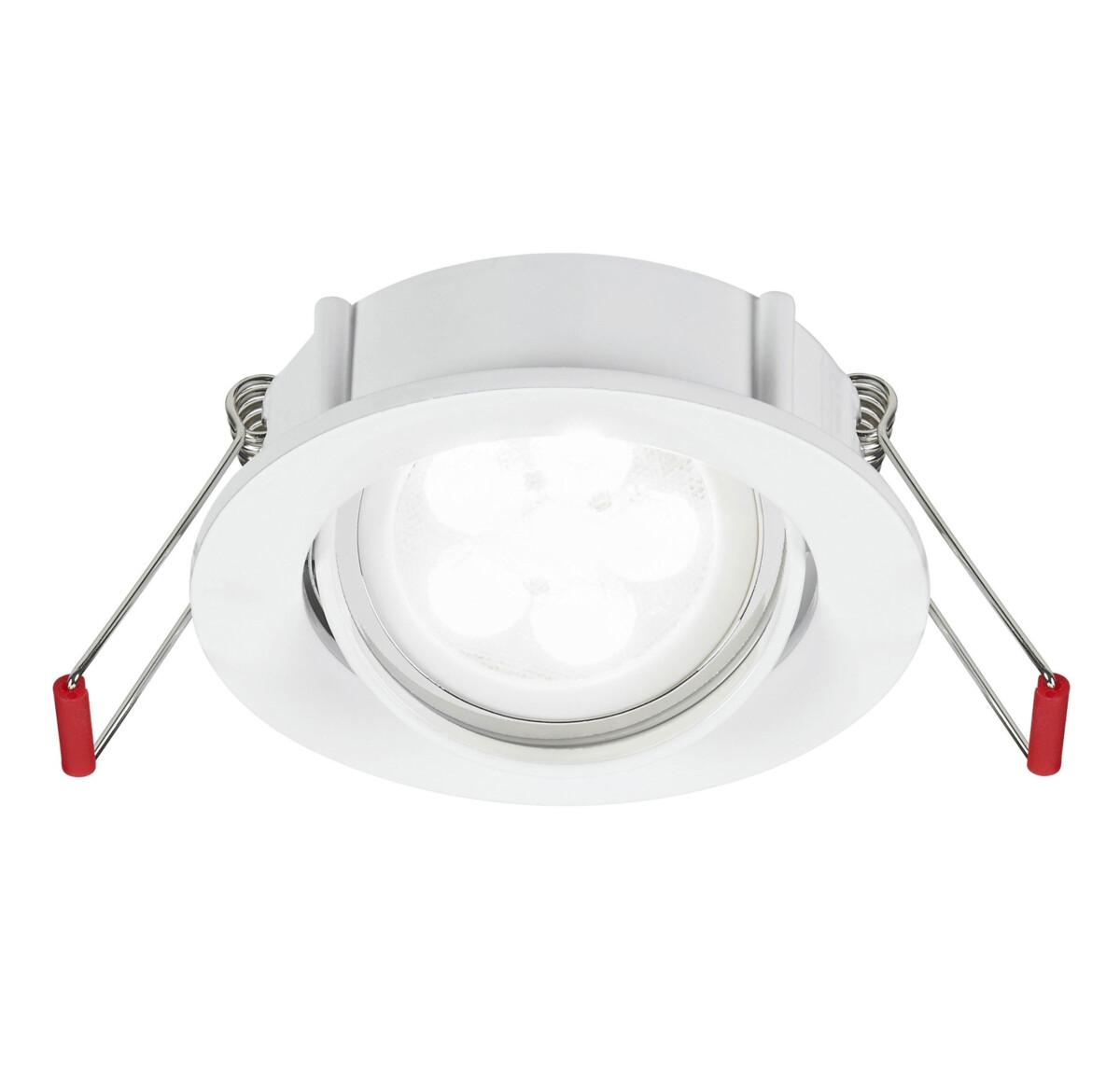 LED-uppospotti Nürnberg III - täydentävä valaisin
