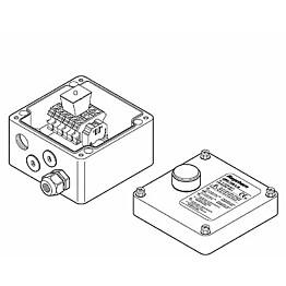 Lämpökaapeli-/lämpökaapeli jatkospakkaus BTV S-19