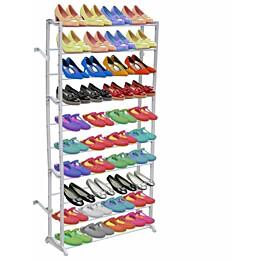 10-kerroksinen kenkäteline/hylly_1