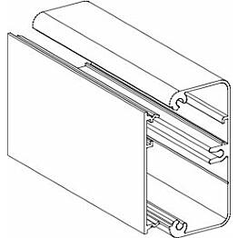 Pienkanava Ductel Twist TBA 302-3 valkoinen 65x30