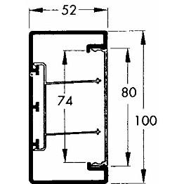 Runko 2.5m U 100  PV