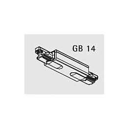 Keskisyöttörasia GB14-3 valkoinen