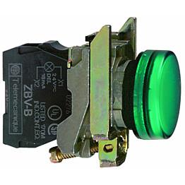 LED-merkkivalo 230VAC XB4BVM3 vihreä
