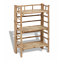 3-kerroksinen bambu kukkateline_1