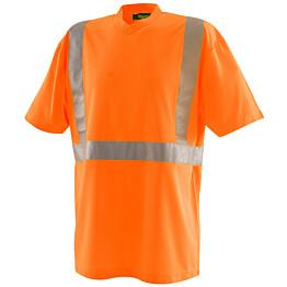 Blåkläder Highvis T-paita Oranssi