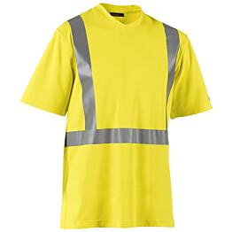 Blåkläder Highvis T-paita, UV-suojattu Keltainen