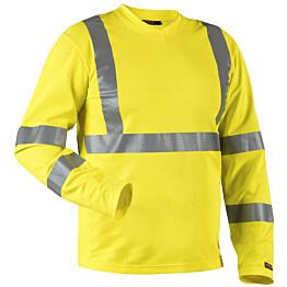 Blåkläder Highvis paita, UV-suojattu Keltainen