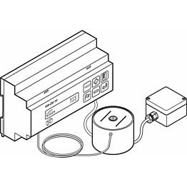 Ohjausjärjestelmä VIA-DU-20 ulkoalueet
