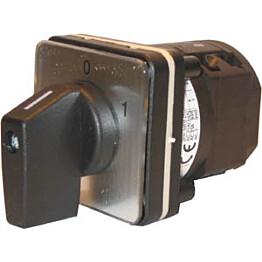 Nokkakytkin 0-1 / 1nap 20A 4-pistekansi P220-61001-003M1