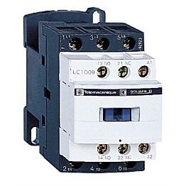 TeSys kontaktori 9A 230VAC LC1D09P7