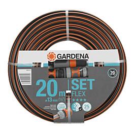 Letku Gardena Comfort Flex Ø13 mm 20 m + liittimet