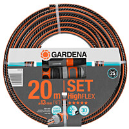 Letku Gardena Highflex Ø13 mm 20 m + liittimet