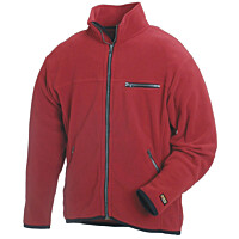 Blåkläder Fleecepusero Punainen