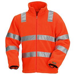 Blåkläder Highvis Fleecepusero Oranssi
