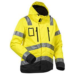 Blåkläder Highvis kuoritakki Keltainen/Musta