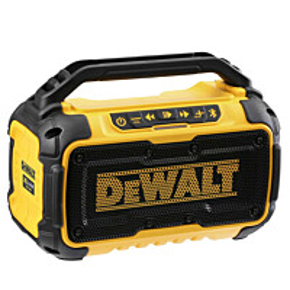 Bluetooth-kaiutin DeWalt XR FlexVolt DCR011 Premium 54/18V ilman akkua