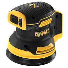 Epäkeskohiomakone DeWalt XR DCW210N Ø125mm 18V ilman akkua