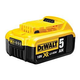 Akkupaketti DeWalt XR DCB184P2 18V 2x5,0 Ah