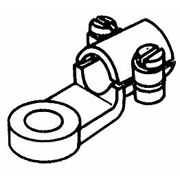 Ruuvikaapelikenkä C RUUV 1.5-16 mm²