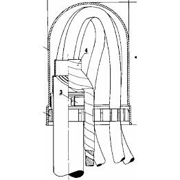 Ulkopääte 1kV XVG 1016 3 1/2-5x1,5-16 mm²