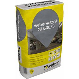 weber.vetonit JB 600/3 Juotoslaasti 25 kg säkki