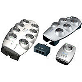 Ylijännitesuoja 5xSUKO+RJ+TV Protection Box 5 Tel@+TV