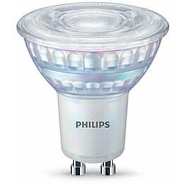 LED-polttimo Philips WarmGlow 50W GU10 himmennettävä