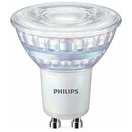 LED-polttimo Philips WarmGlow 50W GU10 himmennettävä 3kpl